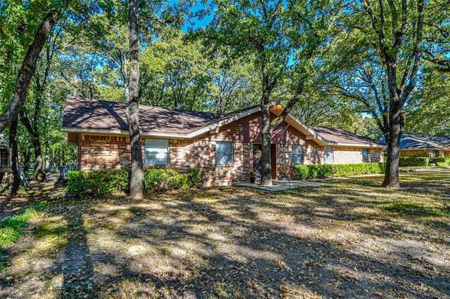1186 Oak Ridge Drive, Oak Ridge, TX 75160 (MLS #14456973) :: The Good Home Team
