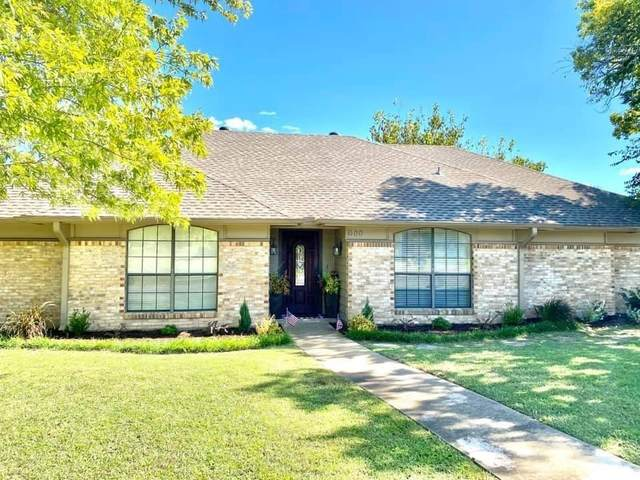 600 Blanton Drive, Sherman, TX 75092 (MLS #14456980) :: The Sarah Padgett Team