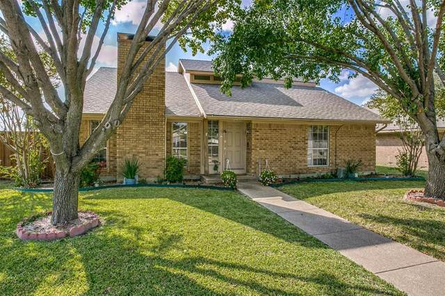 3705 Furneaux Lane, Carrollton, TX 75007 (MLS #14456997) :: Team Hodnett