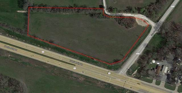 4 acres Fm 1827, Mckinney, TX 75071 (MLS #14457004) :: The Tierny Jordan Network