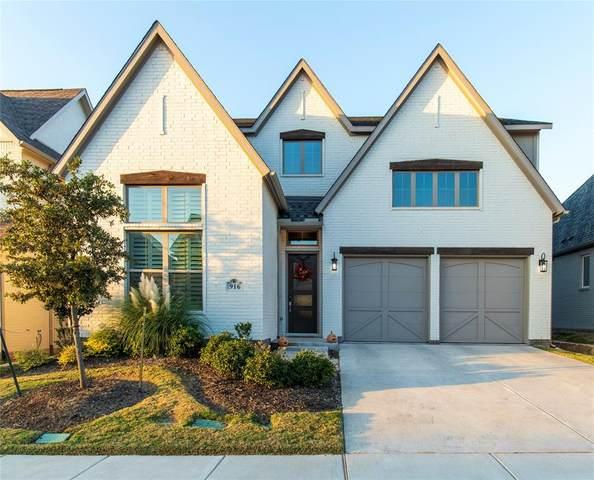 916 Leola Lane, Allen, TX 75013 (MLS #14457017) :: The Mauelshagen Group