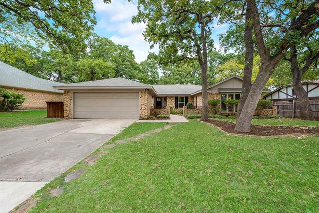 6821 Starnes Road, North Richland Hills, TX 76182 (MLS #14457031) :: The Mauelshagen Group