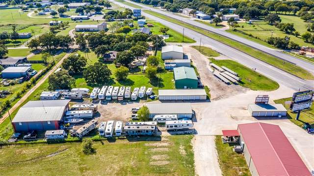 5300 E Highway 67, Alvarado, TX 76009 (MLS #14457037) :: The Mauelshagen Group