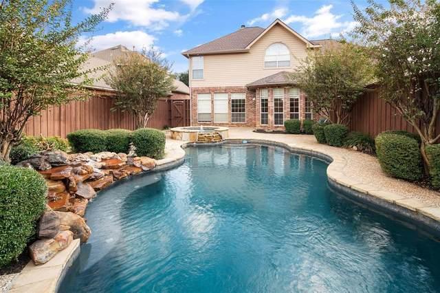 4421 Risinghill Drive, Plano, TX 75024 (MLS #14457042) :: RE/MAX Pinnacle Group REALTORS