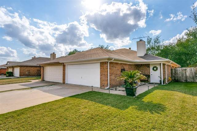 6327 Mark Court, North Richland Hills, TX 76182 (MLS #14457045) :: The Mauelshagen Group