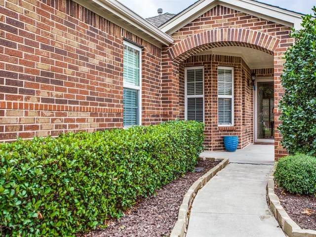 7903 Estancia Drive, Frisco, TX 75036 (MLS #14457050) :: The Daniel Team