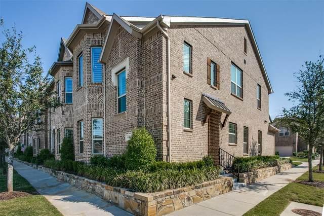 4100 Riverside Drive, Flower Mound, TX 75028 (MLS #14457051) :: The Hornburg Real Estate Group