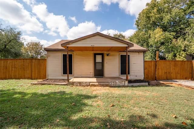 2203 S College Boulevard, Denison, TX 75020 (MLS #14457064) :: The Hornburg Real Estate Group