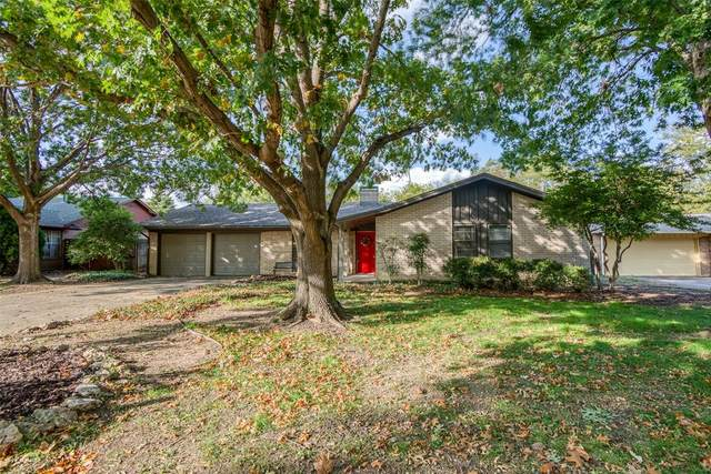 1300 Greenbriar Street, Denton, TX 76201 (MLS #14457073) :: The Mauelshagen Group