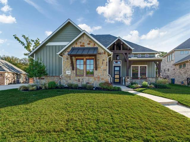 528 Ellison Trace, Argyle, TX 76226 (MLS #14457074) :: The Mauelshagen Group