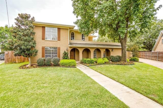 2100 Saint Claire Drive, Arlington, TX 76012 (MLS #14457075) :: The Mauelshagen Group