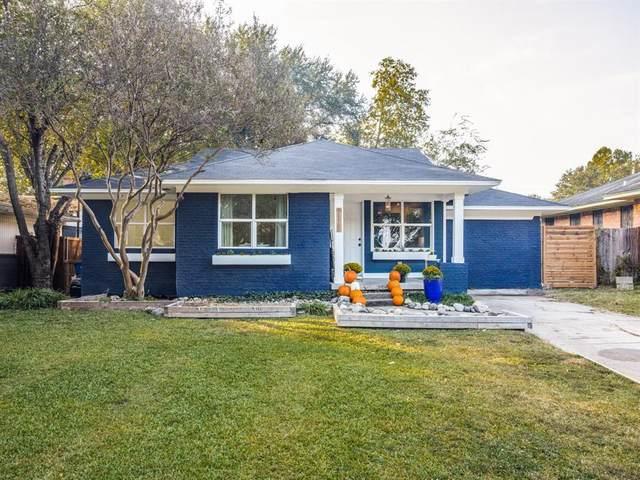 3346 San Marcus Avenue, Dallas, TX 75228 (MLS #14457090) :: Robbins Real Estate Group