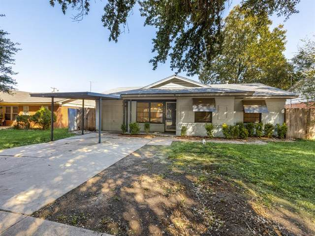 1509 Browning Drive, Arlington, TX 76010 (MLS #14457092) :: The Mauelshagen Group