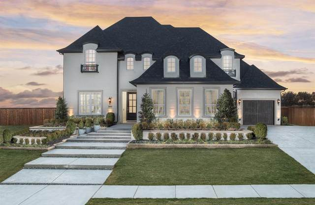 631 Country Brook Lane, Prosper, TX 75078 (MLS #14457114) :: Frankie Arthur Real Estate