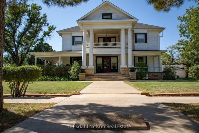 444 NW A Avenue, Hamlin, TX 79520 (MLS #14457121) :: Real Estate By Design