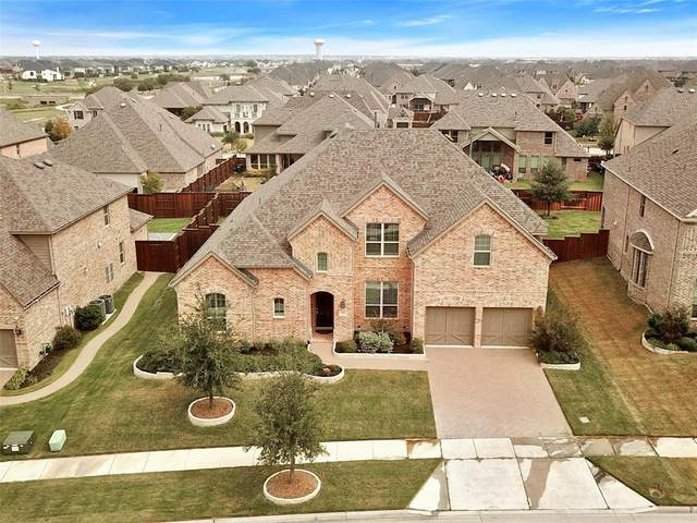 721 Almeda Lane, Prosper, TX 75078 (MLS #14457125) :: Frankie Arthur Real Estate