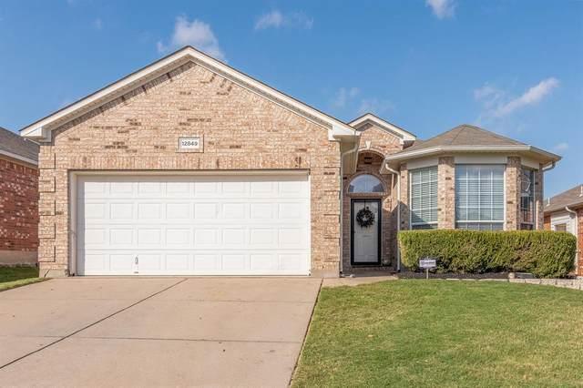 12849 Dorset Drive, Fort Worth, TX 76244 (MLS #14457134) :: The Mauelshagen Group