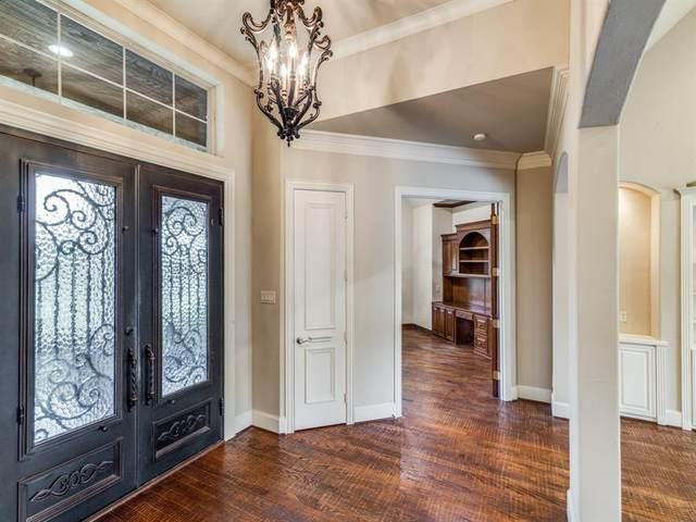 805 Sir Andred Lane, Lewisville, TX 75056 (MLS #14457165) :: Post Oak Realty