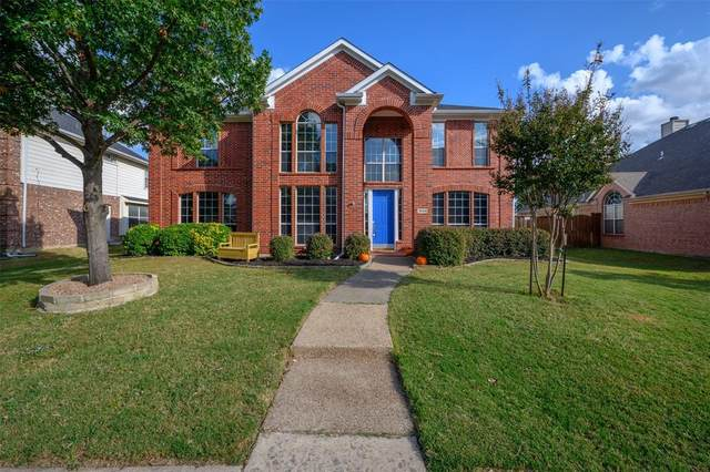 3948 Creekside Lane, Carrollton, TX 75010 (MLS #14457182) :: HergGroup Dallas-Fort Worth