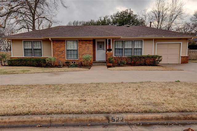 522 Westwood Drive, Sherman, TX 75092 (MLS #14457189) :: The Rhodes Team