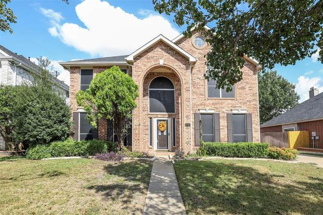 7791 Arcadia Trail, Fort Worth, TX 76137 (MLS #14457195) :: The Mauelshagen Group