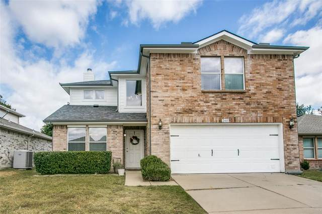 2401 Graystone Drive, Little Elm, TX 75068 (MLS #14457208) :: Keller Williams Realty