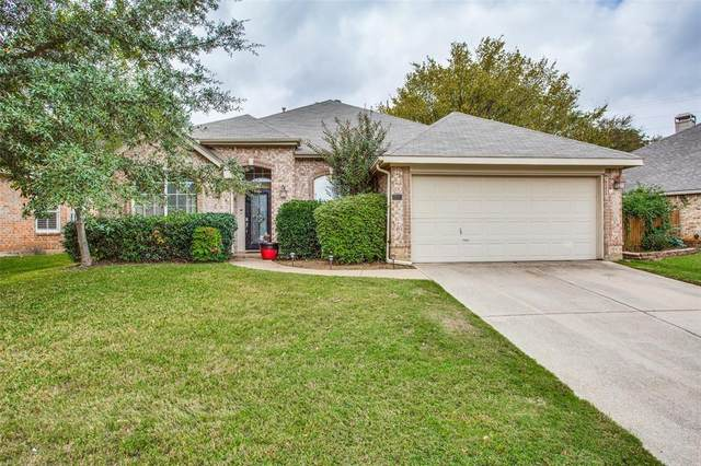 1603 Shadow Crest Drive, Corinth, TX 76210 (MLS #14457224) :: HergGroup Dallas-Fort Worth