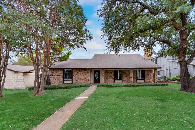 1619 Aurora Drive, Richardson, TX 75081 (MLS #14457235) :: The Mauelshagen Group