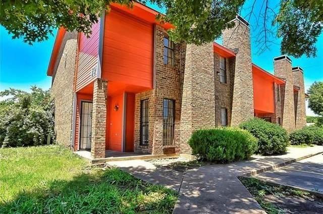 8003 Rothington Road 41-47, Dallas, TX 75227 (MLS #14457236) :: The Mauelshagen Group