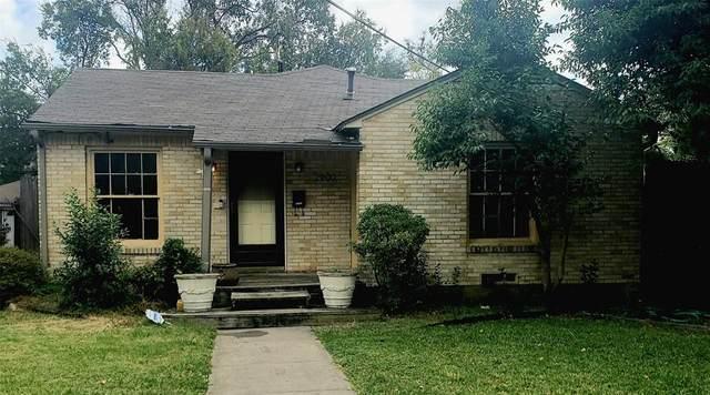2900 Hawthorne Avenue, Dallas, TX 75219 (MLS #14457251) :: Lyn L. Thomas Real Estate   Keller Williams Allen