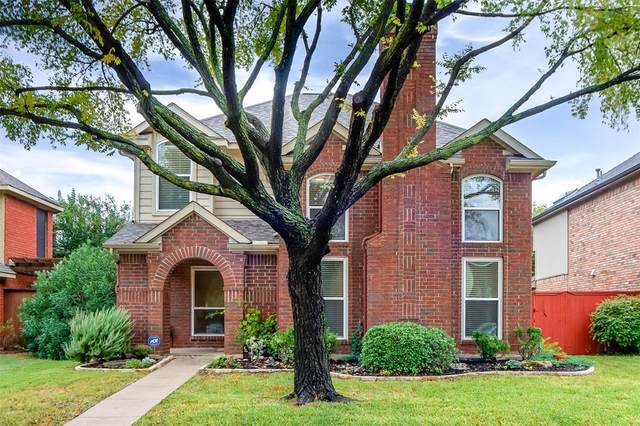 723 Woodlake Drive, Coppell, TX 75019 (MLS #14457255) :: Hargrove Realty Group