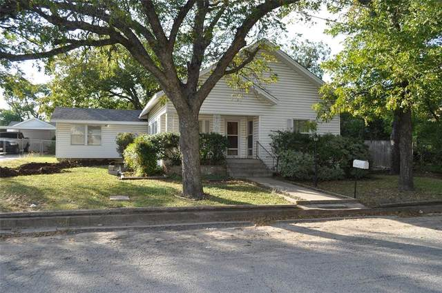 107 N Boundary Street, Weatherford, TX 76086 (MLS #14457261) :: The Paula Jones Team | RE/MAX of Abilene