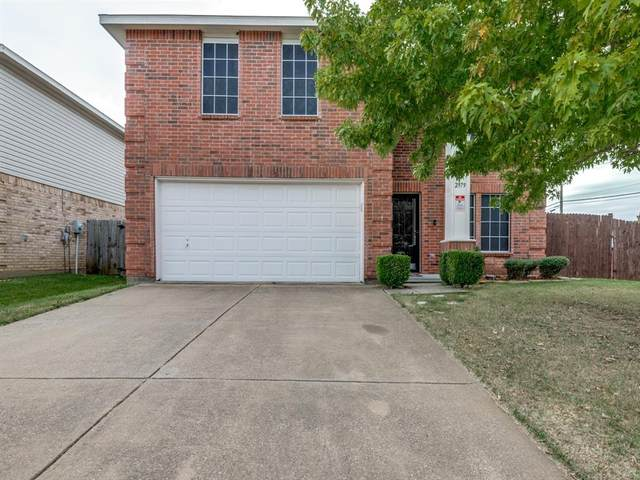 2979 Santa Sabina Drive, Grand Prairie, TX 75052 (MLS #14457278) :: Real Estate By Design