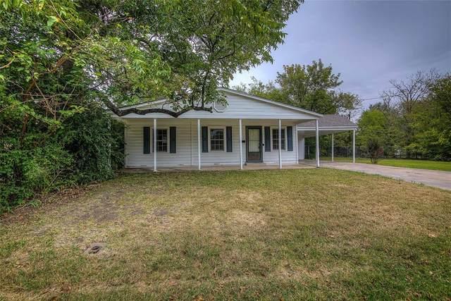 902 N Neal Street, Commerce, TX 75428 (MLS #14457283) :: The Hornburg Real Estate Group