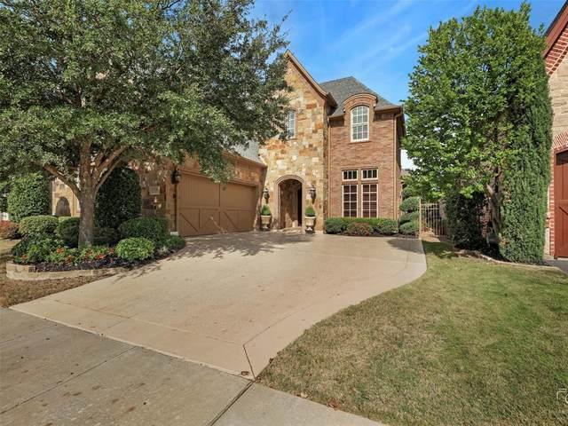 5036 Copperglen Circle, Colleyville, TX 76034 (MLS #14457302) :: Frankie Arthur Real Estate