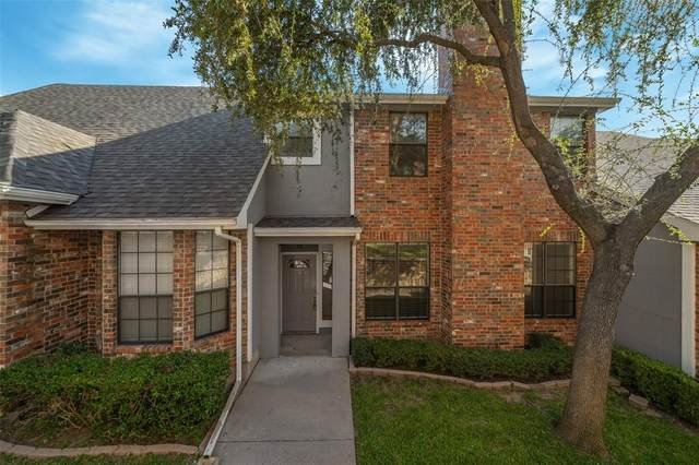 2800 Keller Springs Road 5E, Carrollton, TX 75006 (MLS #14457306) :: The Mauelshagen Group