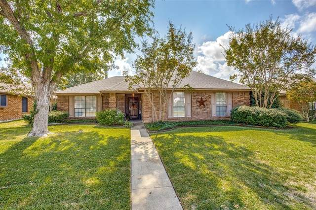 1316 Flameleaf Drive, Allen, TX 75002 (MLS #14457309) :: The Mauelshagen Group