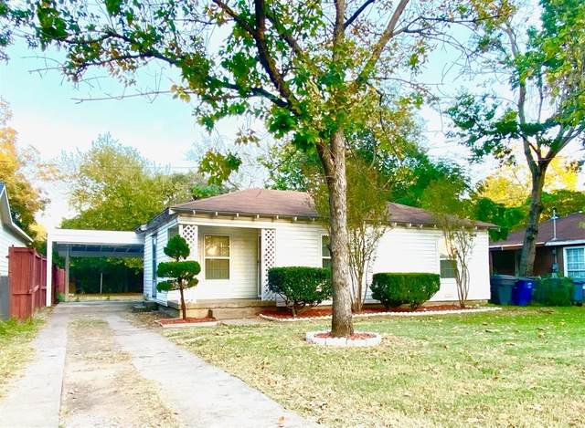 418 Glenview Street, Dallas, TX 75217 (MLS #14457323) :: Robbins Real Estate Group