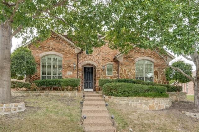 2544 Hidden Knoll Trail, Frisco, TX 75034 (MLS #14457330) :: The Star Team | JP & Associates Realtors