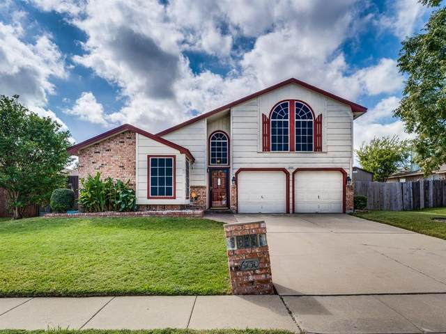 6730 Bighorn Ridge, Arlington, TX 76002 (MLS #14457351) :: Robbins Real Estate Group