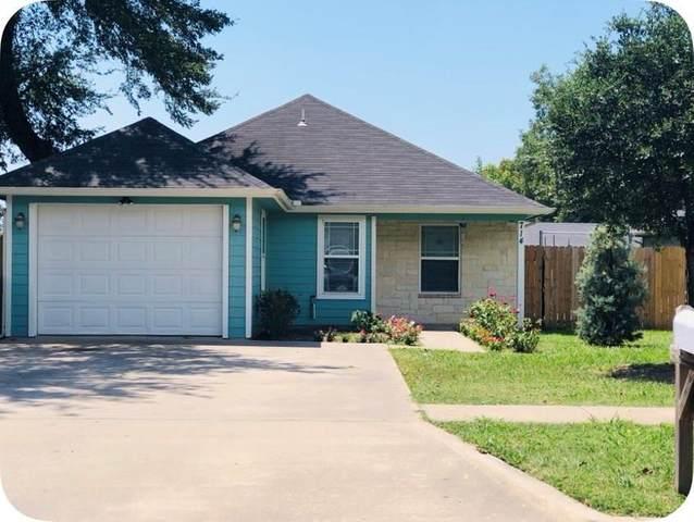 714 N East Street, Sherman, TX 75090 (MLS #14457364) :: The Mauelshagen Group