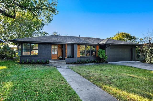 1420 W Shields Drive, Sherman, TX 75092 (MLS #14457380) :: The Mauelshagen Group