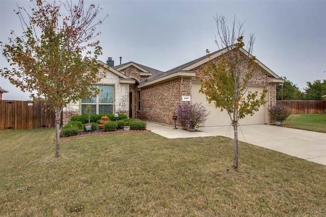 400 Dartmouth Drive, Van Alstyne, TX 75495 (MLS #14457415) :: The Hornburg Real Estate Group