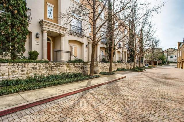 3258 N Haskell Avenue, Dallas, TX 75204 (MLS #14457419) :: The Mauelshagen Group