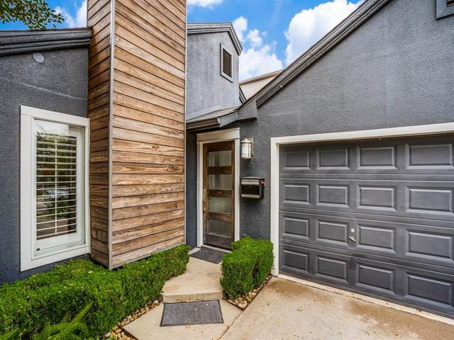 4321 Cabell Drive, Dallas, TX 75204 (MLS #14457421) :: The Mauelshagen Group