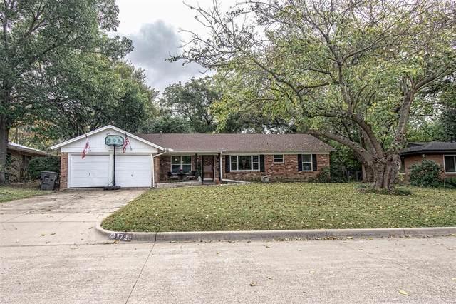 5729 Walla Avenue, Fort Worth, TX 76133 (MLS #14457435) :: The Mauelshagen Group