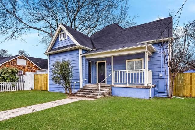 1433 S Travis Street, Sherman, TX 75090 (MLS #14457445) :: All Cities USA Realty