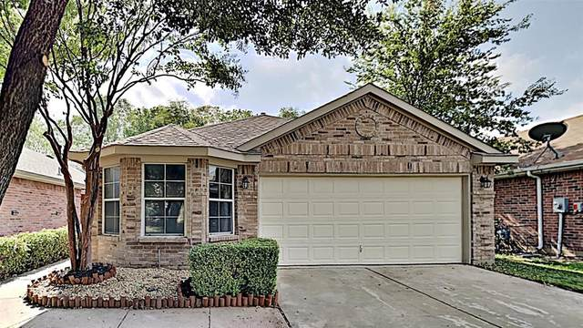8817 Highland Orchard Drive, Fort Worth, TX 76179 (MLS #14457447) :: The Mauelshagen Group