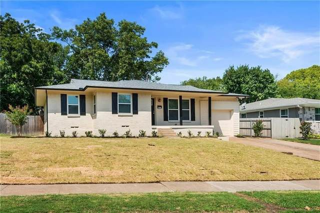 805 Jackson Street, Rockwall, TX 75087 (MLS #14457449) :: The Mauelshagen Group
