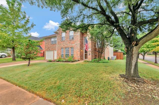 617 Monterey Drive, Keller, TX 76248 (MLS #14457454) :: Results Property Group